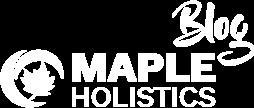 Maple Holistics Blog Logo
