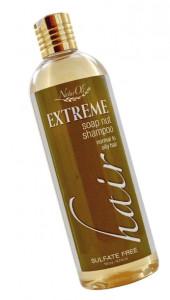 NaturOli Soap Nut Shampoo product bottle.
