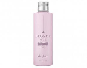 Drybar blonde ale brightening shampoo.