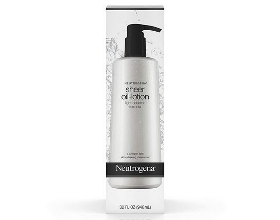 Neutrogena Sheer Oil-Lotion