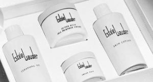 Estée Lauder products.