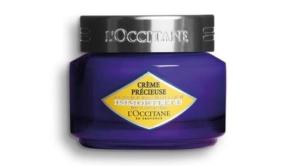 L'Occitane immortelle precious cream.