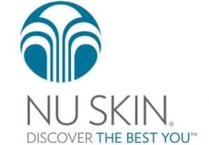 Nu skin logo.