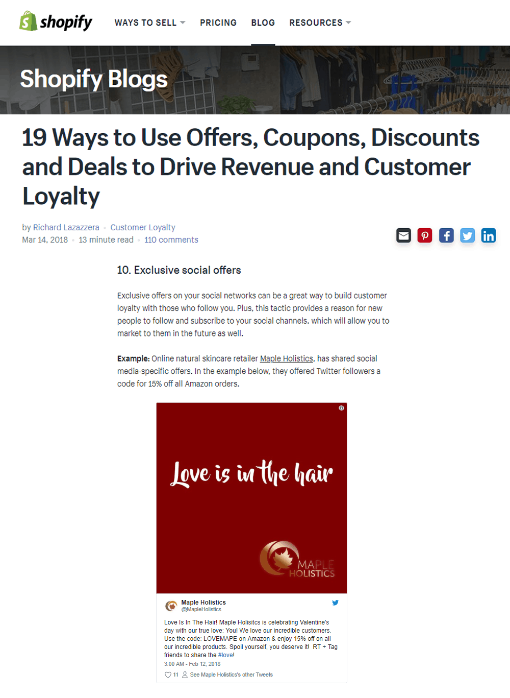 how to drive customer loyalty