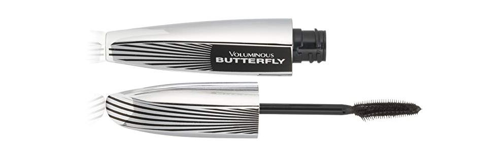 Tube of Loreal Butterfly Mascara.