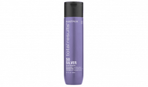 The color obsessed so silver purple shampoo.
