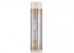 Joico's blonde life brightening shampoo.