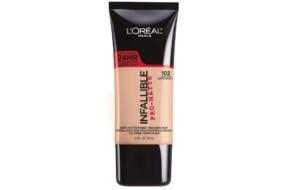 L'Oréal Pro Matte Foundation.