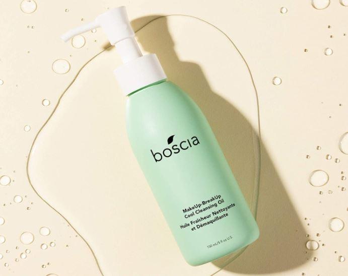 Boscia Makeup Breakup Cool Cleansing Oil.