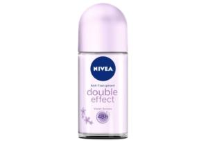 Nivea Double Effect Violet Senses Roll-On.
