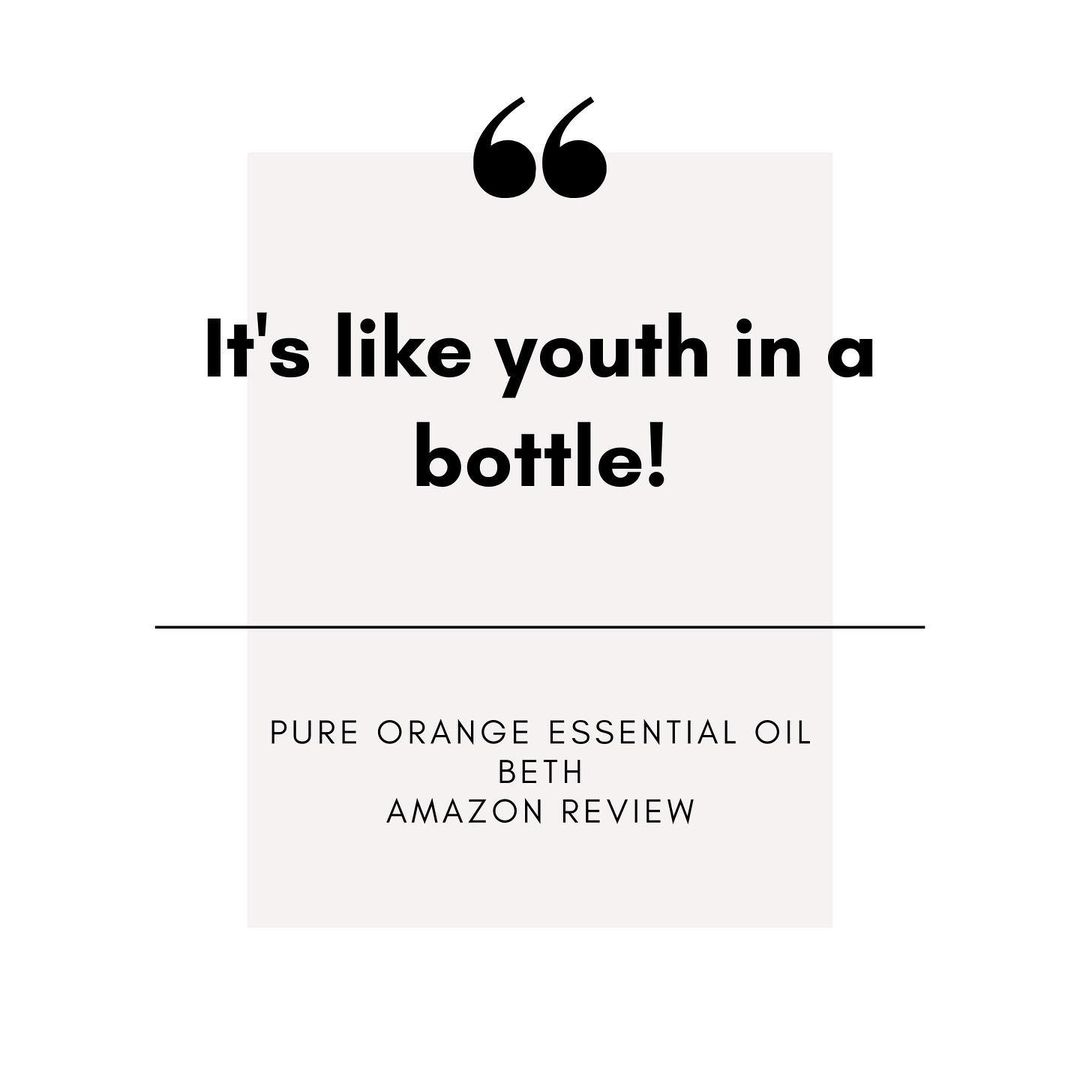 It's true!! SWIPE 👉 Did you know that orange essential oil can help to naturally brighten and clarify your complexion?🥰🙌 Antioxidants and vitamins work to turn back time for a youthful glow🍊🍊 Get 30% off your bottle today!! USE CODE: GETGLOW Link in bio💗💗 * * * #orange #beautiful #glow #glowingskin #howyouglow #theglowup #beauty #beautylook #skincarejourney #essentialoils #pureessentialoils #naturalliving #naturalskincare #mapleholistics #FoundItOnAmazon